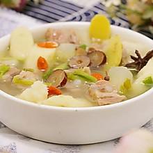 山药白玉羊肉汤#盛年锦食.忆年味#