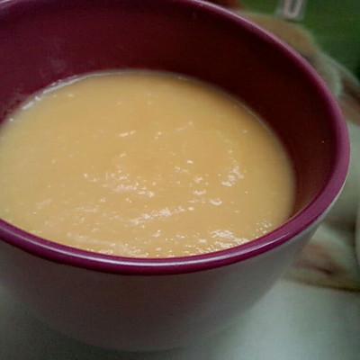 木瓜牛奶糊的做法 步骤1
