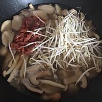 鲜菇杂菌浓汤的做法图解11