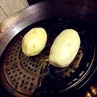 健康早餐土豆鸡蛋饼的做法图解2