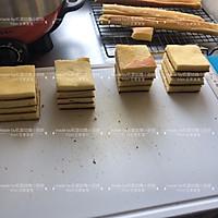 海苔肉松小方(蛋糕卷大变身版)的做法图解17