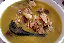 竹荪煲鸡汤的做法