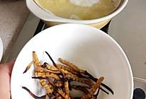 小米西藏那曲冬虫夏草粥的做法