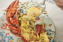 #德蒙柯TO-45K烤箱菜谱#芝士焗波士顿龙虾的做法