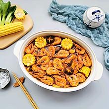 麻辣虾火锅