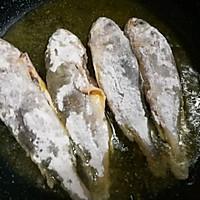 铁锅炖黄鱼贴饼子#新年新招乐过年#的做法图解5