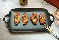 家常菜+黄梅酱橙汁鸡翅的做法