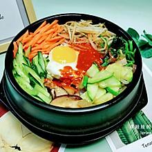 #换着花样吃早餐#营养丰富的韩式拌饭
