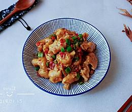 白莲酒酱蚝椒鸡的做法
