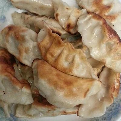 大白菜牛肉饺子