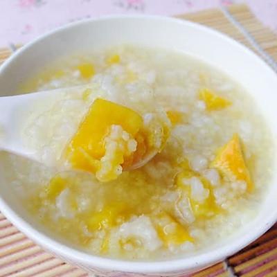 健脾养胃、清肠润燥--大小米红薯粥