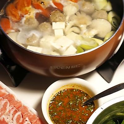 简单不腻的火锅底汤——利仁电火锅试用报告之三
