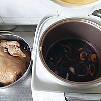 电饭锅版整鸡#豆果魔兽季部落#的做法图解10