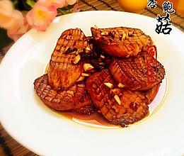 鱼香杏鲍菇#新年一起下厨#的做法