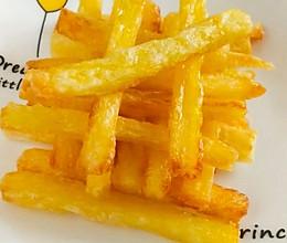 自制薯条 10+宝宝辅食的做法