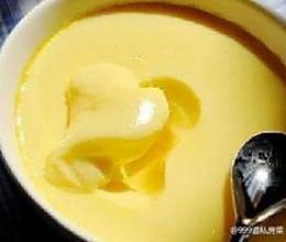 椰奶鸡蛋羹的做法