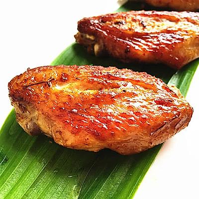 无油健康炸鸡翅——九阳空气炸锅