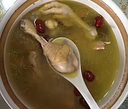 炖鸡汤的做法