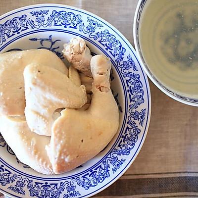冷吃鸡的基础-白斩鸡