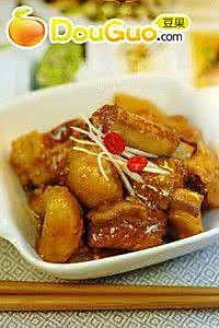 香粽烧排骨的做法