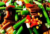 蒜苔炒鳝鱼的做法