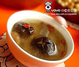 香菇鸡翅汤的做法