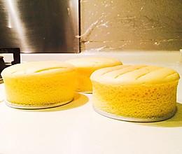 海棉蛋糕--入口即化的美味的做法