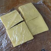 丹麦手撕面包(超详细开酥步骤)的做法图解7
