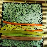 郊游外带佳品【快手紫菜包饭】的做法图解5