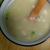 藕香燕麦玉米瘦身粥的做法图解5