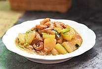 海米焖冬瓜#宴客拿手菜#的做法