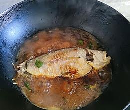 红烧鱼(大黄鱼)的做法