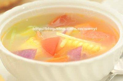 瘦身蔬菜汤