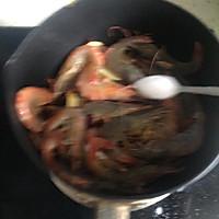 #花10分钟,做一道菜!#爆炒基围虾的做法图解5