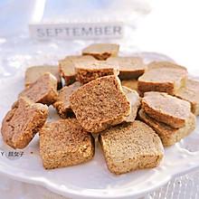 蜂蜜红茶饼干#麦子厨房小红锅#