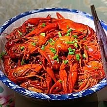 媲美龙虾店的卤麻辣小龙虾