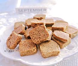 #秋天怎么吃#蜂蜜红茶饼干#麦子厨房小红锅#的做法