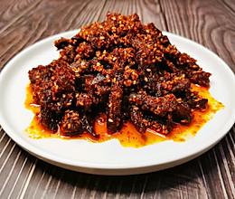 麻辣牛肉干的做法