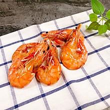 #硬核菜谱制作人#健康低脂小零食烤虾干
