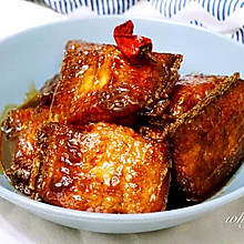 红烧带鱼#德国MiJi爱心菜#