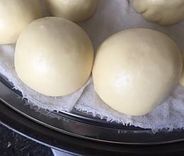 老面馒头(酸奶机辅助发酵)的做法