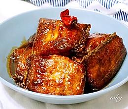 红烧带鱼#德国MiJi爱心菜#的做法