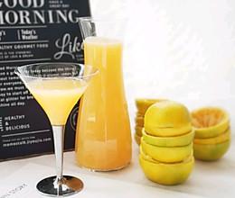 #好吃不上火#鲜榨橙汁的做法