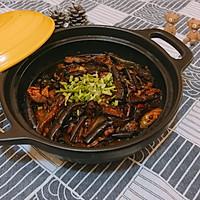 超下饭的干煸茄子煲的做法图解6