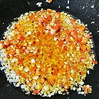 清爽解腻:蒜蓉油麦菜的做法图解4