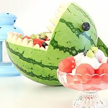 夏日鲨鱼西瓜 宝宝辅食微课堂