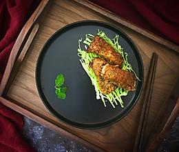#秋天怎么吃# 芳香椒盐排骨的做法