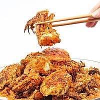 避风塘炒蟹的做法图解13