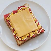 芒果金槍魚三明治的做法圖解9