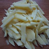 土豆西红柿汤面的做法图解2